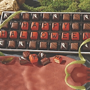 halloween petits fours