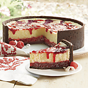 white raspberry cheesecake 16