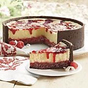 white raspberry cheesecake 16