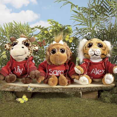 Personalized Zoo Animals
