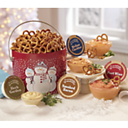 Pretzels & Cheese Spreads