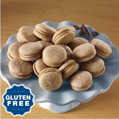 Gluten Free Tiramisu Cookies
