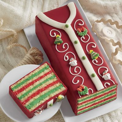 Ugly Sweater Torte
