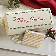 vanilla christmas torte 3