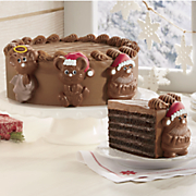 Chris Mouse Chocolate Cake