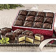 chocolate covered cheesecake treats