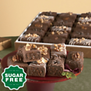 Sugar Free Gourmet Brownies