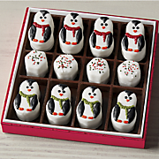 Penguin Petits Fours