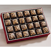 Holiday Salted Caramel Petits Fours