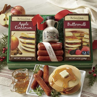 Pancakes & Ham Links Gift Assortment
