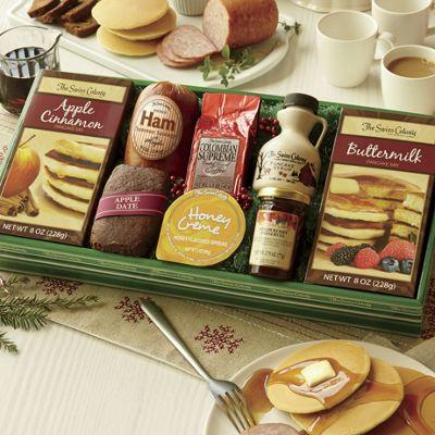 Holiday Breakfast Gift Box