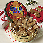 gingerbread spice cookies 25