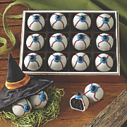 Spooky Eye Cake Balls