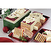 winking santa torte
