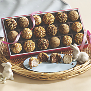 Assorted Fudge Balls