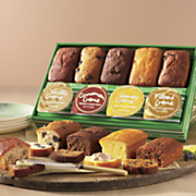 Fruit & Nut Breads and Crèmes Gift Assortment