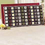 Hand-Decorated Christmas Petits Fours by The Swiss Colony