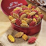 Almond Leaf Cookies