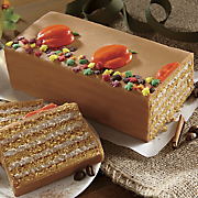 Pumpkin Latte Torte