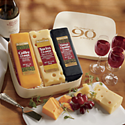 90th anniversary cheese box