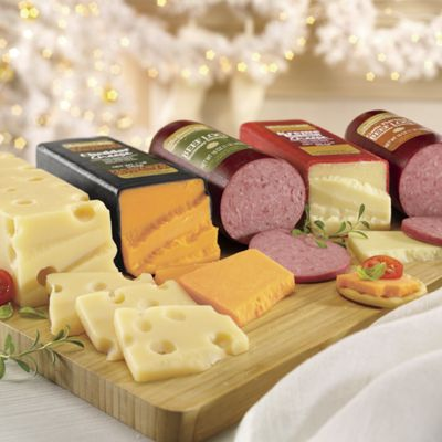 The Cheese and Sausage Jumbos