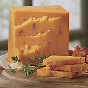 cheddar with bacon 87