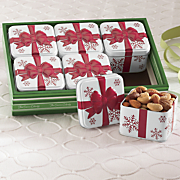 Mixed Nuts Sampler