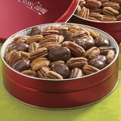 Chocolate Pecan Mix