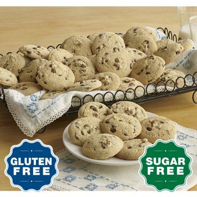 Gluten/Sugar-Free Chocolatey Chip Cookies