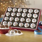 snowman truffles 8