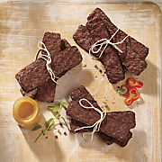 beef strips trio