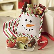 Snowman Oven Mitt Assortment