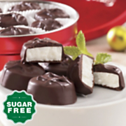 Sugar-Free Peppermint Patties