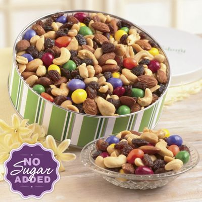 No Sugar Added Trail Mix