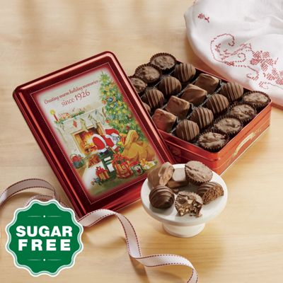 Sugar-Free Chocolatey Candies
