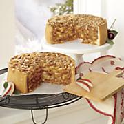Deep-Dish Caramel Apple Pie