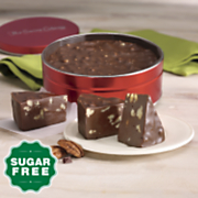 Sugar-Free Chocolate Pecan Fudge