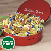 sugar free assorted toffee chews