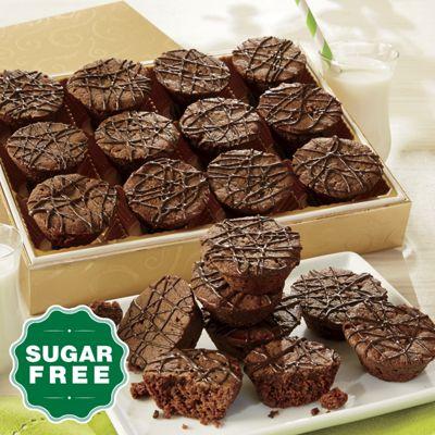 Sugar-Free Brownie Puffs