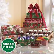 Sugar-Free Holiday Tower