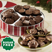 Sugar Free Candy Tin