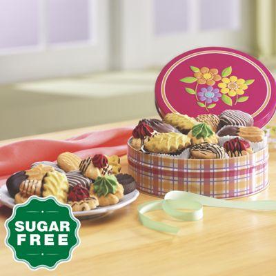 Sugar-Free Handcrafted Cookies
