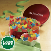 sugar free gummy butterflies gift tin