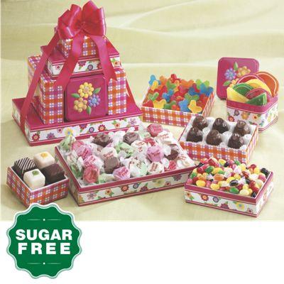 Sugar-Free Spring Tower