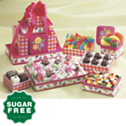 Sugar-Free Spring Tower