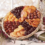 Postpaid Fruit Harvest Gift Tray