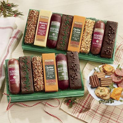 Holi-Bars Food Gift