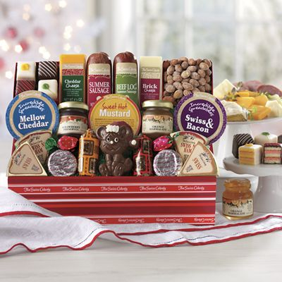 20 Holiday Favorites Food Gift