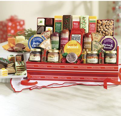 27 Holiday Favorites Food Gift