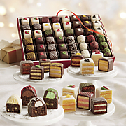 Petits Fours And Bonbons